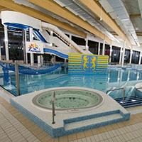 Kutno (woj. łódzkie): Klub Aktywny Senior w aquaparku