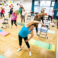 Aktywność fizyczna osób starszych – zalecenia