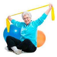 Ćwicz z taśmą elastyczną!