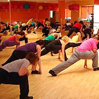Bezpłatny fitness w poniedziałki