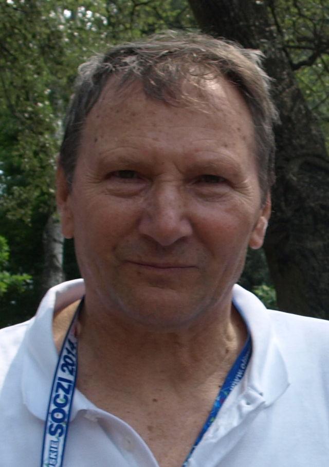 Bohdan Andrzejewski, szermierz, mistrz świata i medalista olimpijski.Bohdan Andrzejewski, szermierz, mistrz świata i medalista olimpijski.