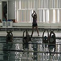 Malbork (woj. pomorskie): gimnastyka w wodzie dla osób starszych