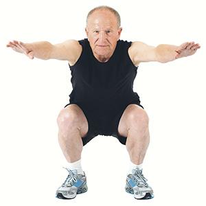 Trening wytrzymałościowy zwiększa długość życia osób starszych
