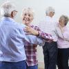 Zajęcia dla seniorów w szkole tańca Riviera