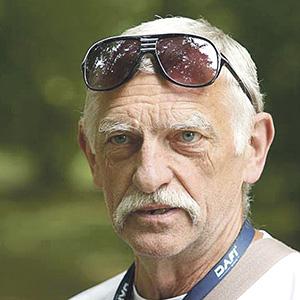 Ryszard Goszczyński: całe życie w biegu