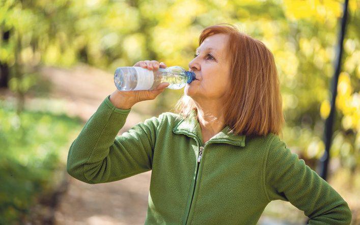 Aktywność fizyczna – zalecenia dotyczące osób starszych