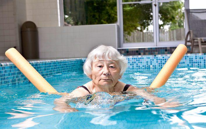 W wodzie można więcej, czyli uroki aqua aerobiku